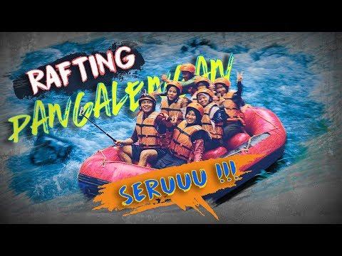 Seru - Seruan Rafting Di Pangalengan | Liburan Tahun Baru