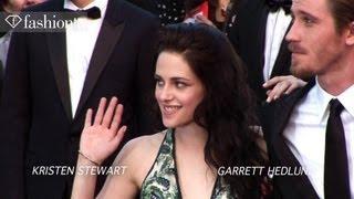 "Video Kristen Stewart, Kirsten Dunst, Viggo Mortensen | ""On The Road"" Red Carpet | Cannes 2012 | FashionTV download MP3, 3GP, MP4, WEBM, AVI, FLV Januari 2018"