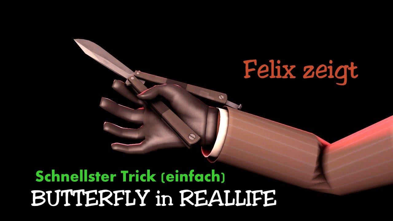 trick deutsch