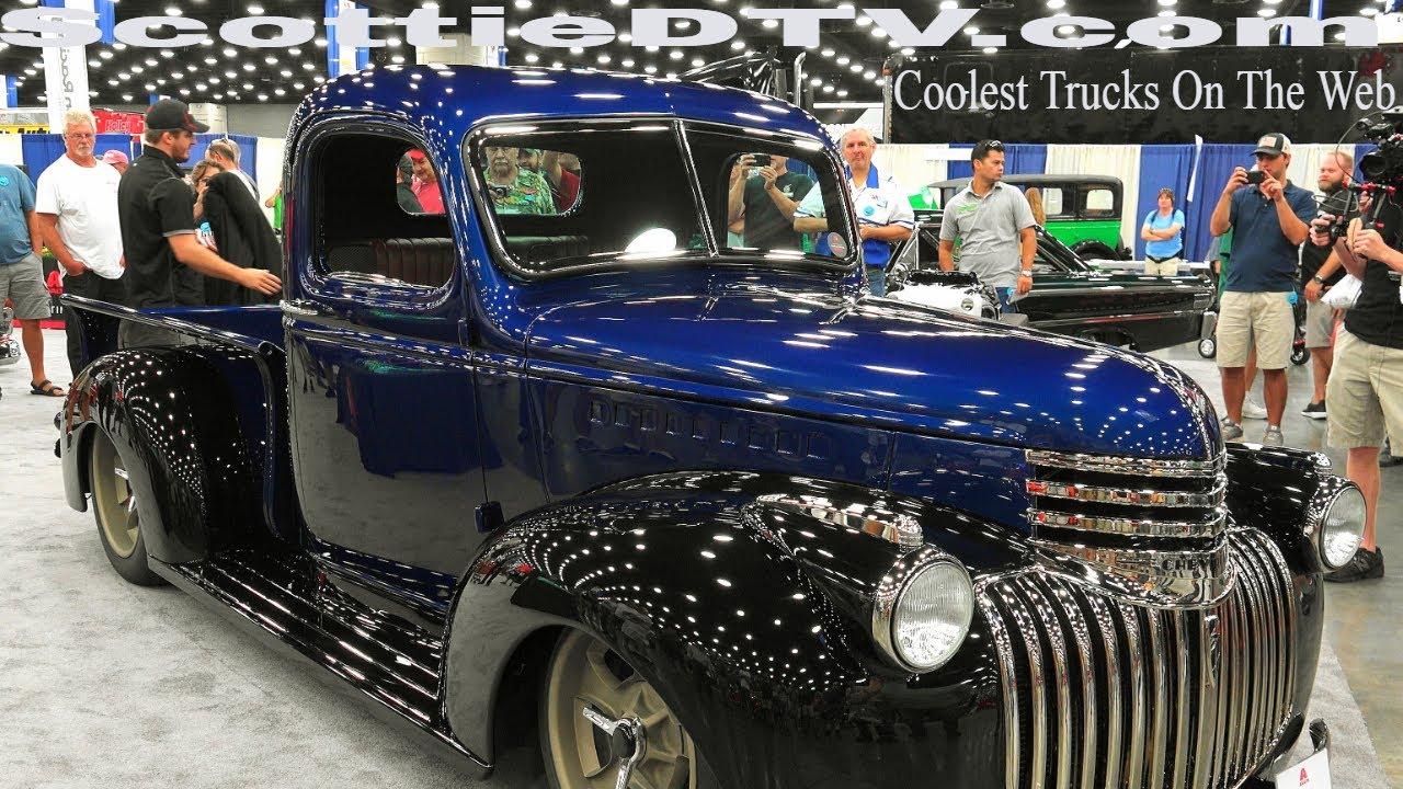 1942 Chevrolet Street Truck The Big Oak Garage 2018 Nsra Street