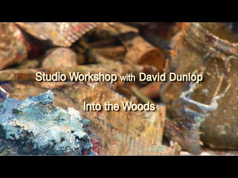 David Dunlop Studio Workshop 1 - Into the Woods