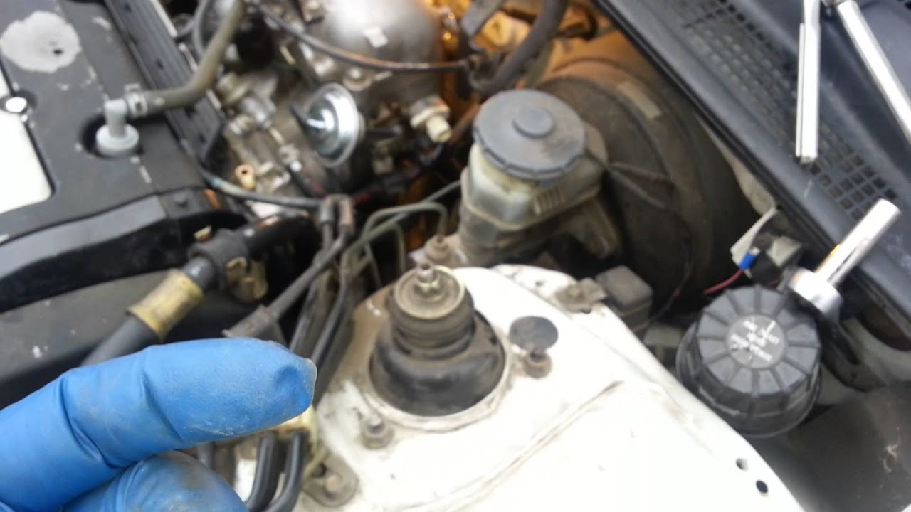 2000 Toyota Corolla Gas Filter Fuel Location