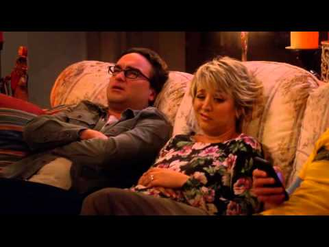 The big bang theory Season 8 Episode 18 The Leftover Thermalization