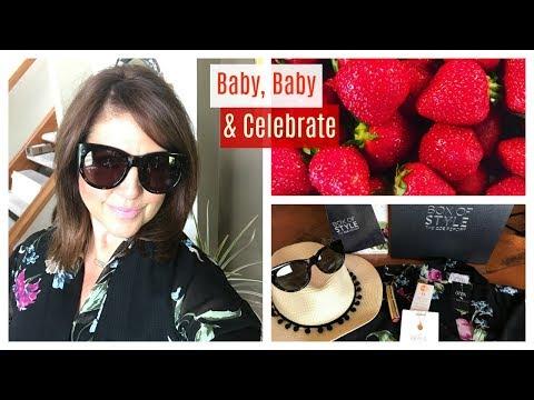 Baby, Baby & Celebrate   Karen's Vlog