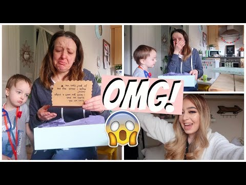 SURPRISING MY MUM ON MOTHERS DAY! *EMOTIONAL!*