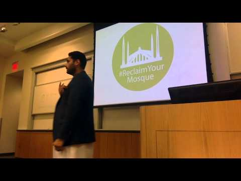 Jibran Nasir at Penn (2015)