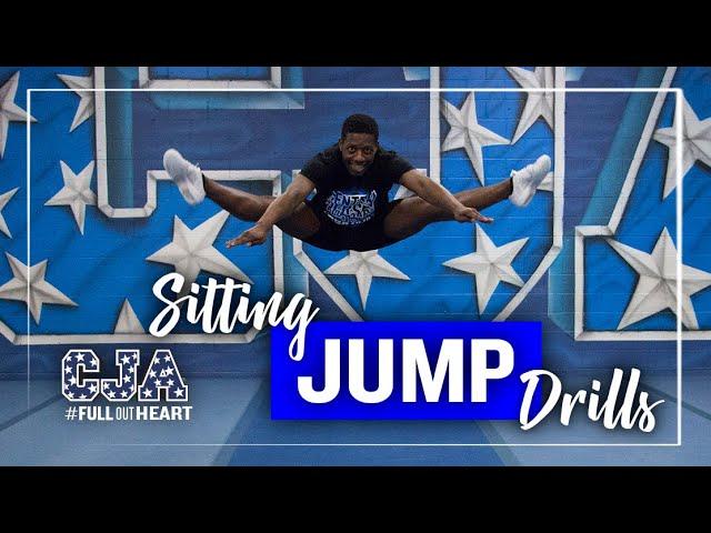 Sitting Jump Drills