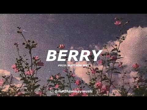 "Chill R&B Guitar Type Beat – ""Berry"""
