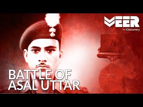 Battle of Asal Uttar - Largest Tank Battle Since World War II | Mission & Wars | Veer by Discovery