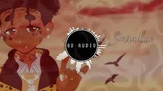Lil Uzi Vert - Sanguine Paradise [8D AUDIO]