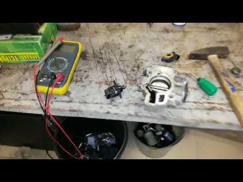 Lada Kalina - Неустойчивая работа двигателя