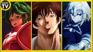 15 Próximos Animes Para Netflix 2017 - 2018 | Las apuestas de Netflix en Anime