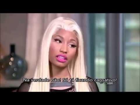 Nicki Minaj's Shades Legendado