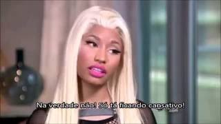 Nicki Minaj's Shades Legendado
