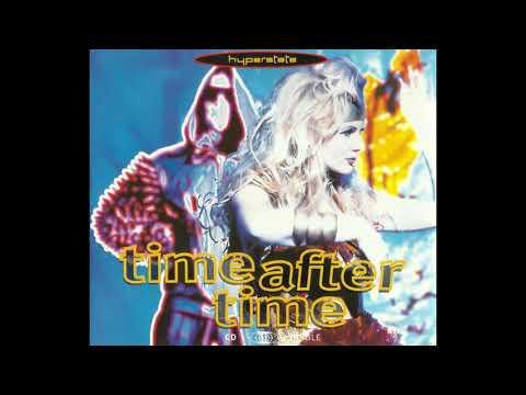 Hyperstate - 'Time After Time [Split Second Self Destruct Mix]' (1993)