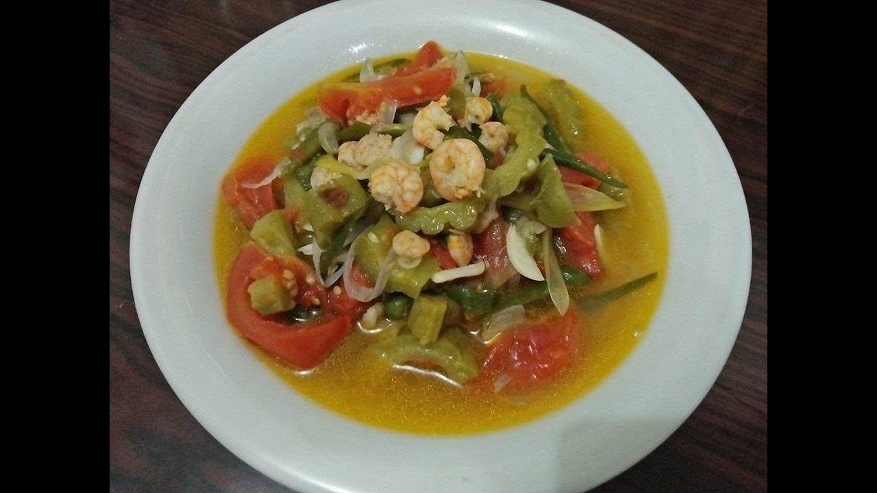 masak udang kecil basah masak memasak Resepi Tempe Goreng Balado Enak dan Mudah
