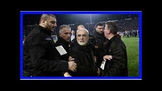 Football : l'oligarque Ivan Savvidis allume le feu en Grèce