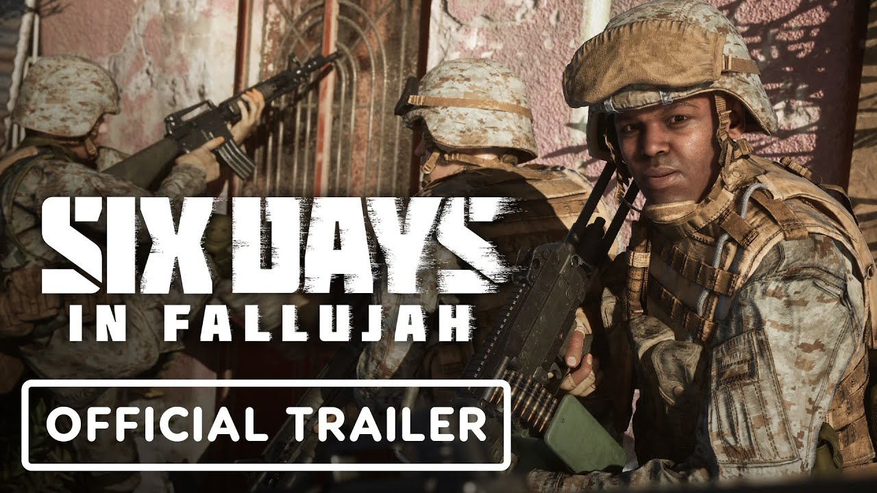 Download Six Days in Fallujah - Official Gameplay Reveal Trailer
