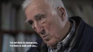 Jean Vanier: Eradicate the seeds of fear, the seeds of hate