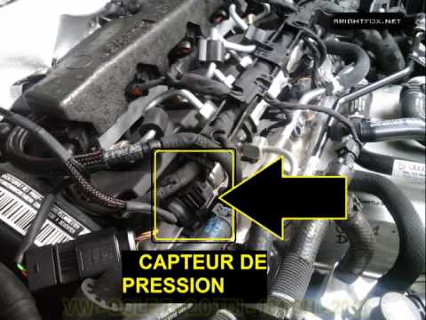 SITUATION DE LA RAMPE COMMUNE OU COMMON RAIL - YouTube