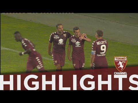 Torino-Trapani 7-1 - Sintesi