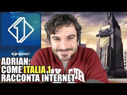 MAMMA SONO IN TV! Mediaset e la reazione di internet ad Adrian