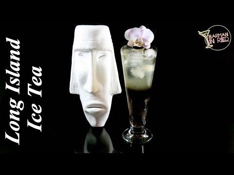 Cómo hacer el coctel LONG ISLAND ICED TEA