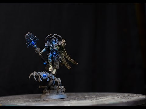 Warhammer 40k How To Paint: Necrons