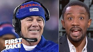 The Giants' coaching job is the worst in the NFC East - Domonique Foxworth | First Take