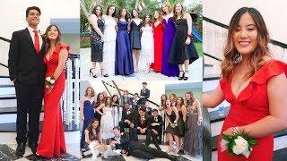 Prom Makeup & Pre-Prom Party - 프롬 메이크업과 프리프롬 파티