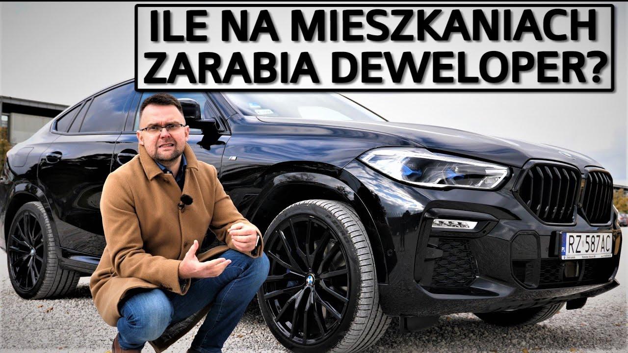 NAJTAŃSZE BMW X6 & SZCZERY DEWELOPER Z GDYNI O SWOIM BIZNESIE BEZ ŚCIEMY   DUŻY W MALUCHU I WIDZOWIE