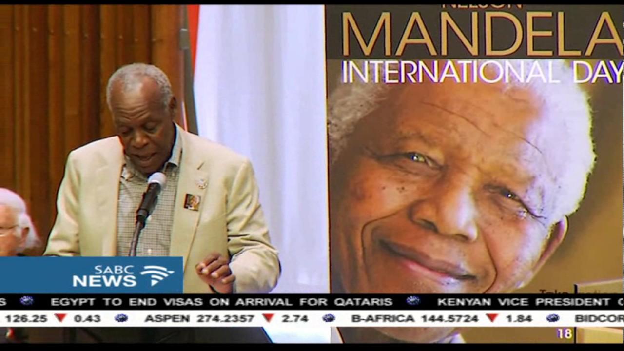 UN General Assembly observes Nelson Mandela International Day