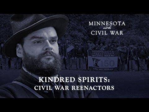 Kindred Spirits: Civil War Reenactors