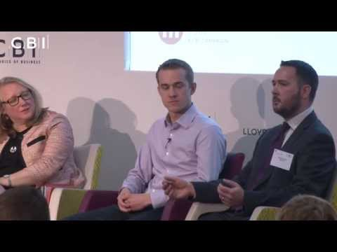 CBI MSB Summit: Panel session - Scaling up in the UK