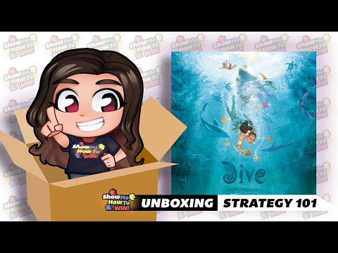 Dive Unboxing and Basic Strategy