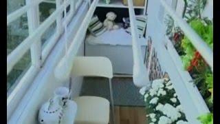 Вузький балкон в скандинавському стилі - Вдалий проект - Інтер