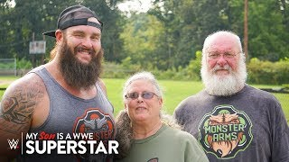 Braun Strowman: My Son is a WWE Superstar