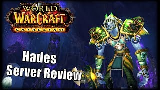 WoW Private Server Review - Hades Cataclysm