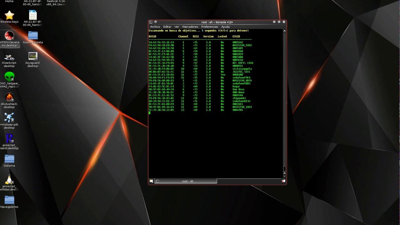 Wps pin generator Python