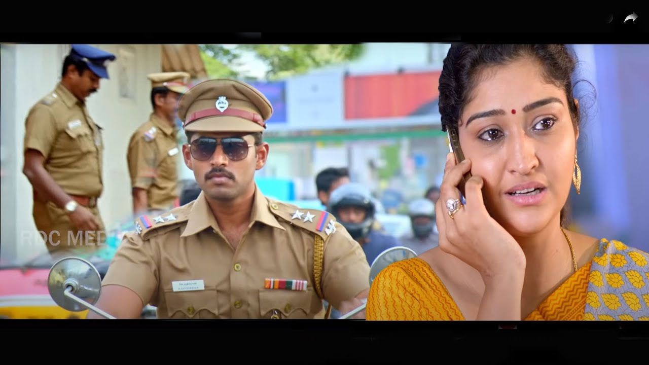 Police, new south indian movies dubbed in hindi 2020 full love story New Hindi movie 2020