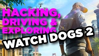 Watch Dogs 2 Already Seems Better Than the Original