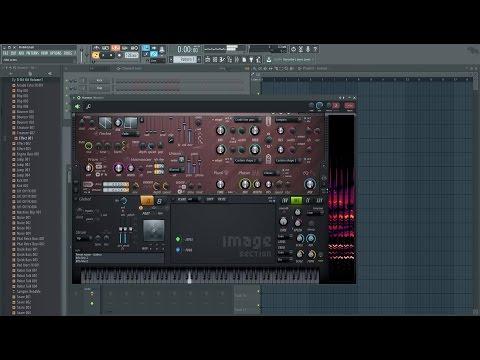 Making Sounds In FL Studio  FL Studio Harmor Sound Design  Production