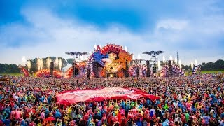 defqon 1 weekend festival 2016   power hour