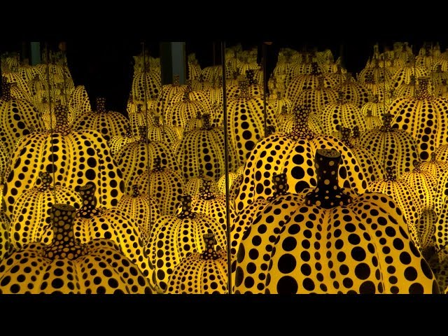 "Toronto's Art Gallery of Ontario says a Yayoi Kusama exhibit featuring six of the Japanese artist's mirrored-room installations has seen ""unprecedented"" interest. The ""Infinity Mirrors"" exhibit runs from March 3 to May 27. (The Canadian Press)"