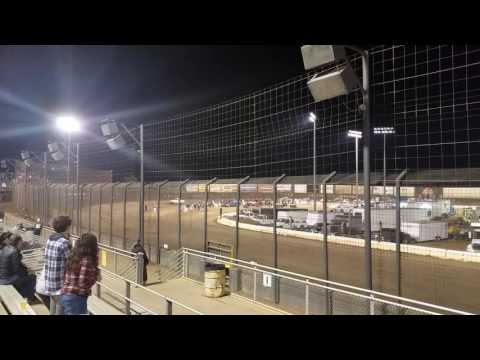 October 15th, 2016 USAC Sprint Cars Perris Auto speedway