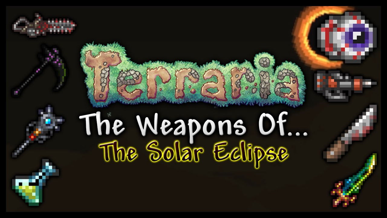 Mothron Boss Battle Terraria 1 3 Update Part Episode 91 By Mabivsgames A solar eclipse is happening!. mothron boss battle terraria 1 3