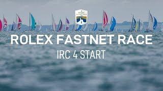 Rolex Fastnet 2019 | IRC 4 Start