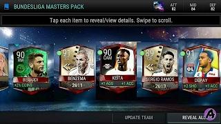 MY BEST  FIFA MOBILE PACKS ! Insane UFB