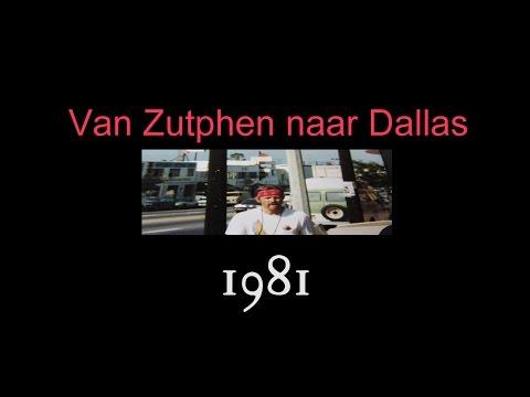 Van Zutphen naar Dallas 1981   Reisverhaal