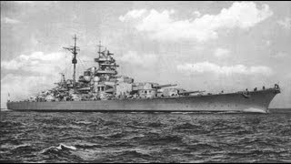 Expedice Bismarck ( dokument ) nejdokonaleji vybavená bitevní loď